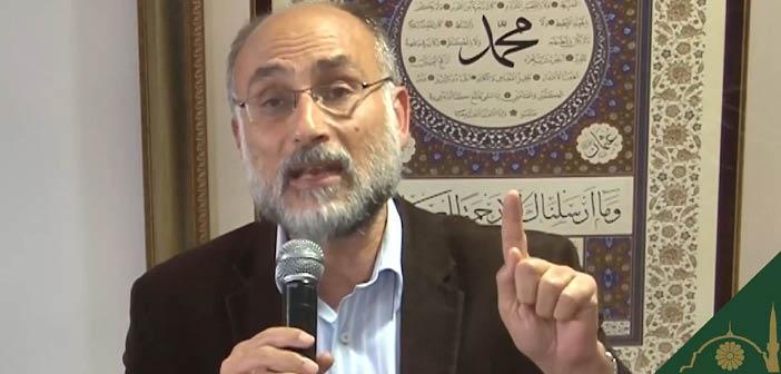 Filistinli Prof. el-Üveysi: Müslümanların beyni işgal edildi; Kudüs ve Filistin nasıl kurtulsun?